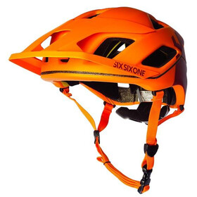 SixSixOne EVO AM Patrol Helm autumn orange